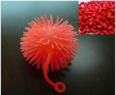 热塑性弹性体TPE材料应用在玩具公仔行业的优势